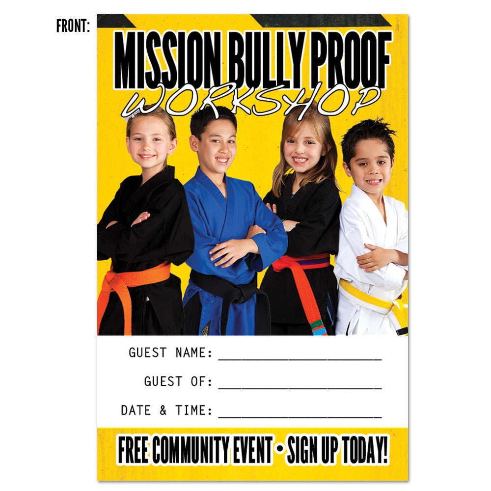 Bully Proof AD Card 01