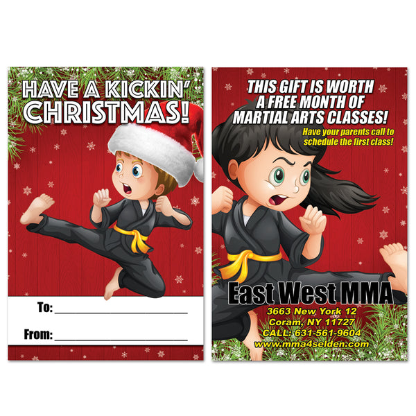 NEW Christmas AD Card 03 - Get Students