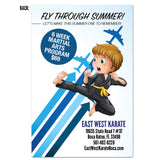Fly Through Summer AD Card