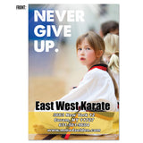 Never Give Up AD Card - Get Students