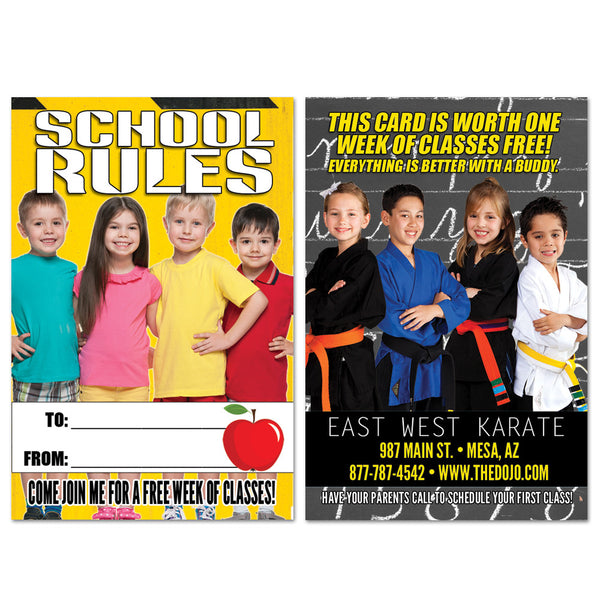 Back To School Buddy Pass 02 - Get Students