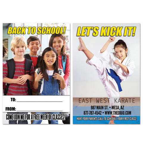 Back To School Buddy Pass 03 - Get Students