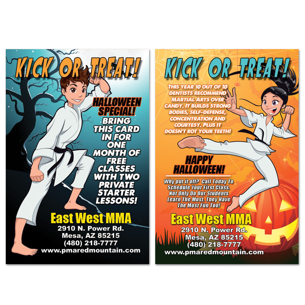 Halloween AD Card 01 - Get Students