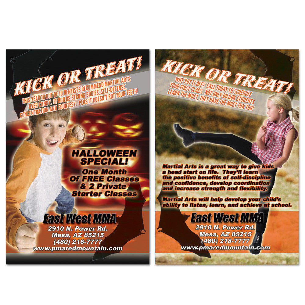 Halloween AD Card 02 - Get Students
