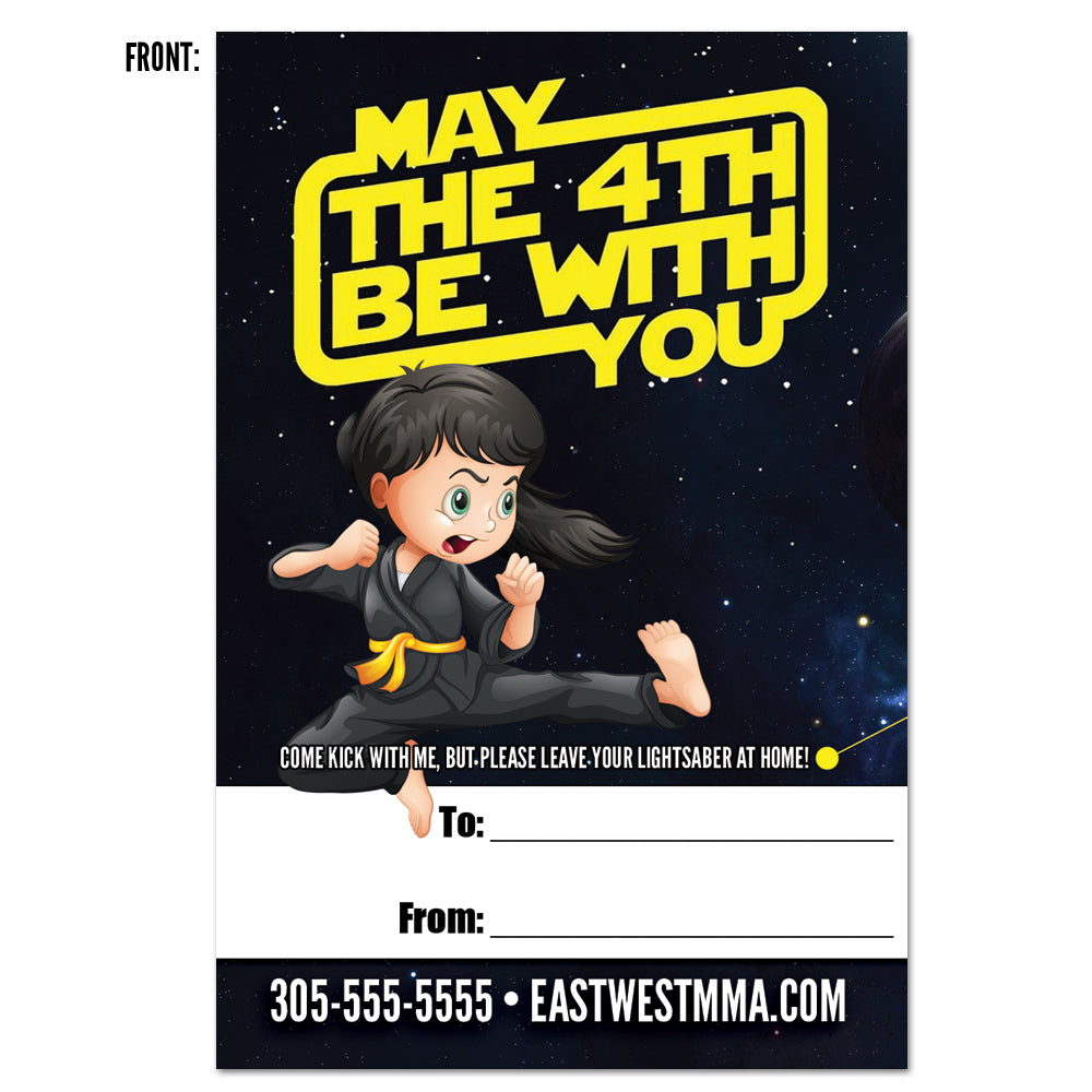 May The 4th Be With You Buddy Pass - Get Students