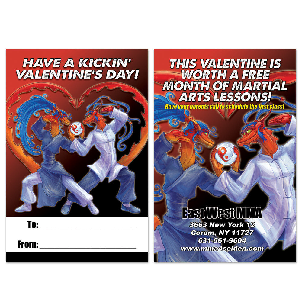 Valentine AD Card 02 - Get Students