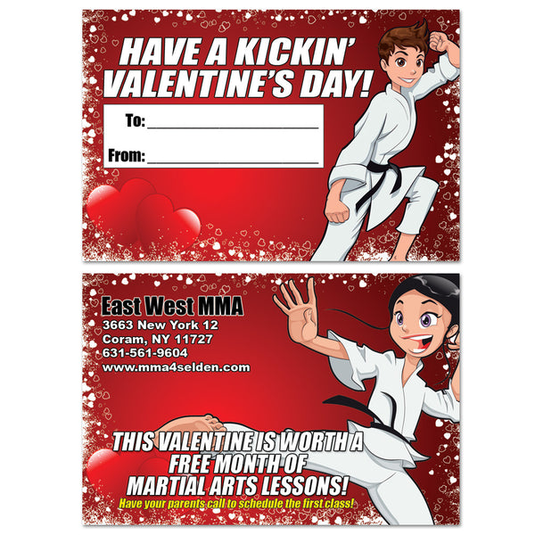 Valentine AD Card 04 - Get Students