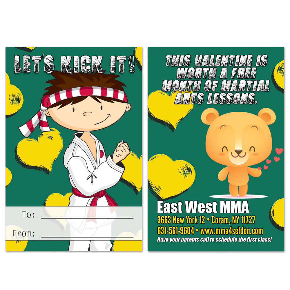 Valentine AD Card 07 - Get Students
