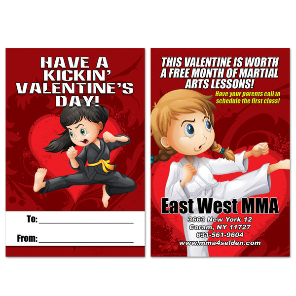 Valentine AD Card 06 - Get Students