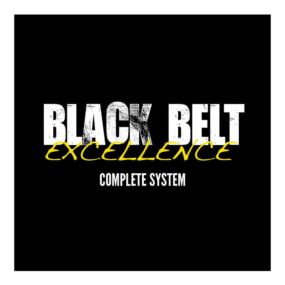Black Belt Excellence Complete System - Get Students