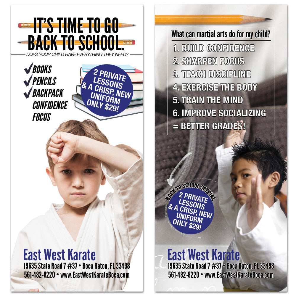Back To School Rack Card 01 - Get Students