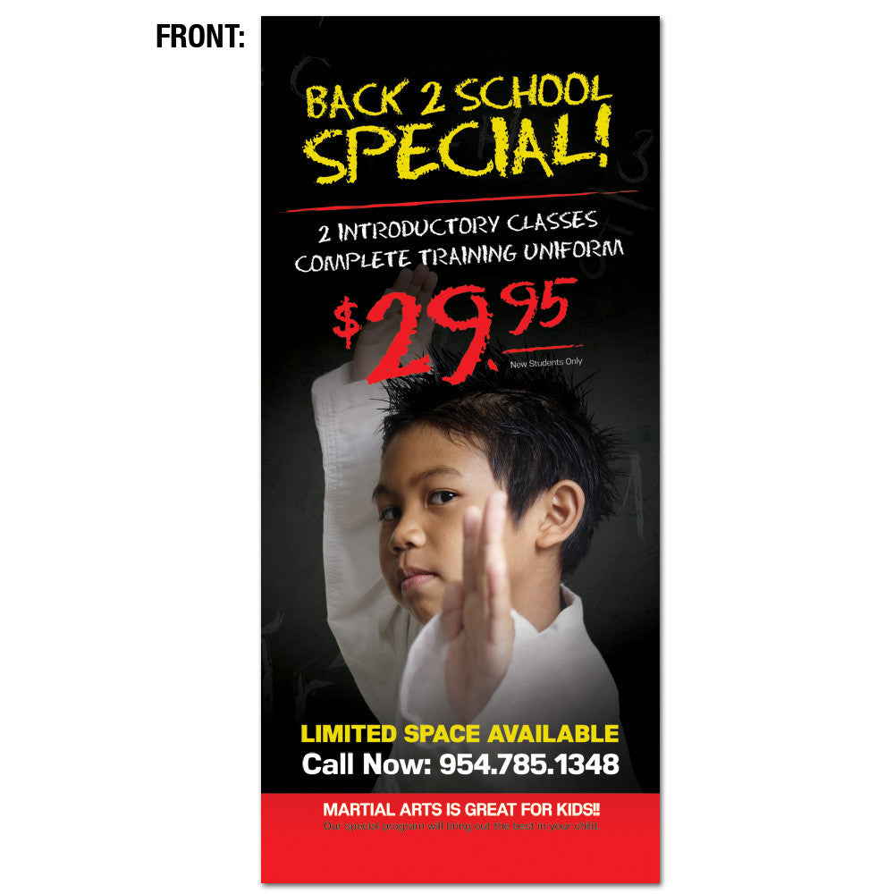 Back To School Rack Card 02