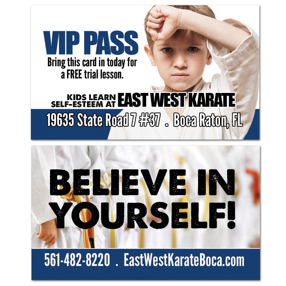 Self Esteem VIP Card - Get Students