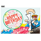 Happy Birthday Postcard 01
