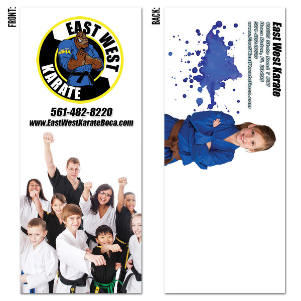 Martial Arts Brochure 01 - Get Students