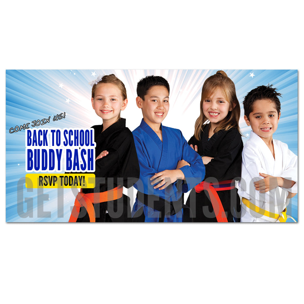 Buddy Bash Facebook Ad 2