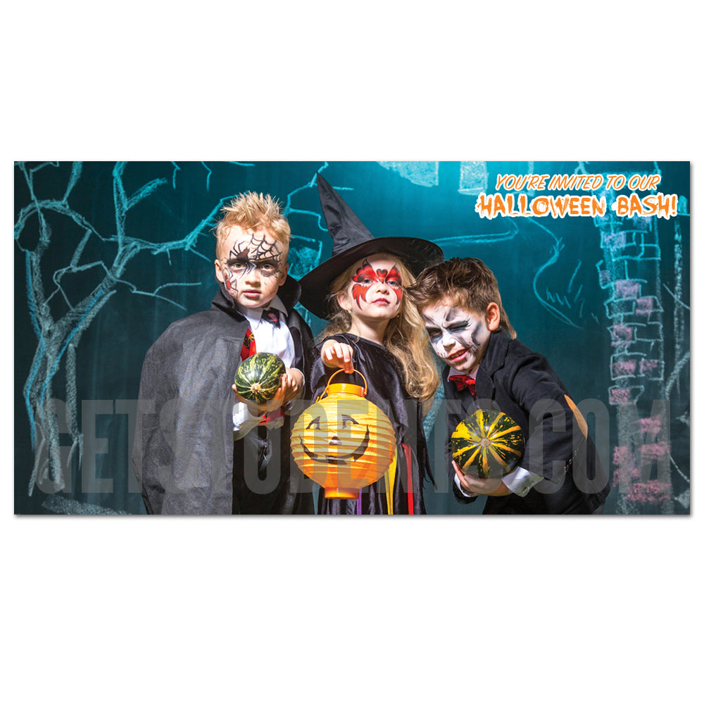 Halloween Bash Facebook Ad