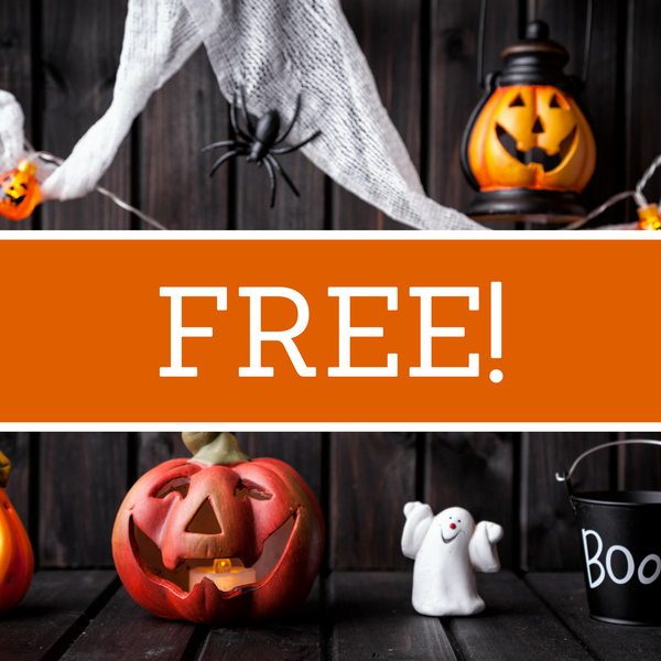 Halloween Downloads Package - Get Students