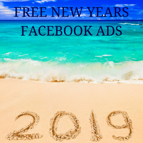 FREE New Years Facebook Ads