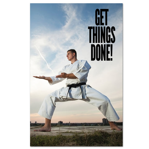 Get Things Done Banner