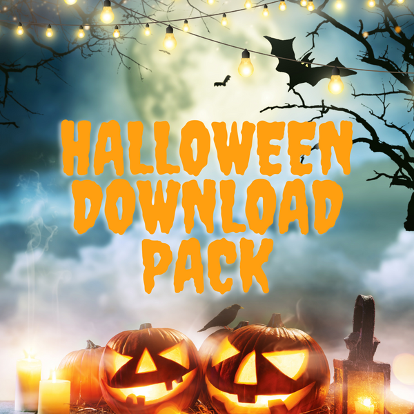 Halloween Download Pack - Get Students