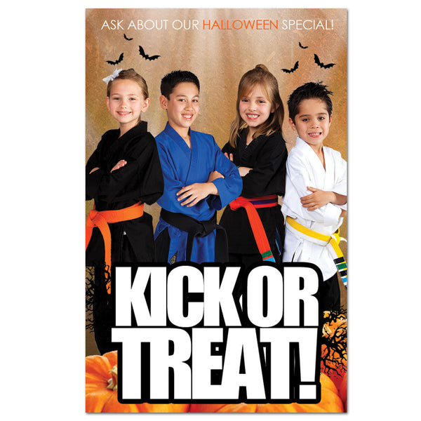 Halloween Cling 01 - Get Students