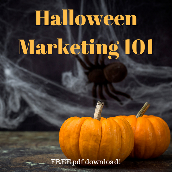 FREE Halloween Marketing 101 PDF - Get Students