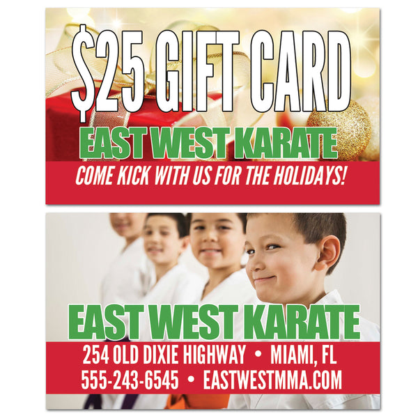 NEW Holiday Gift Card VIP - Get Students