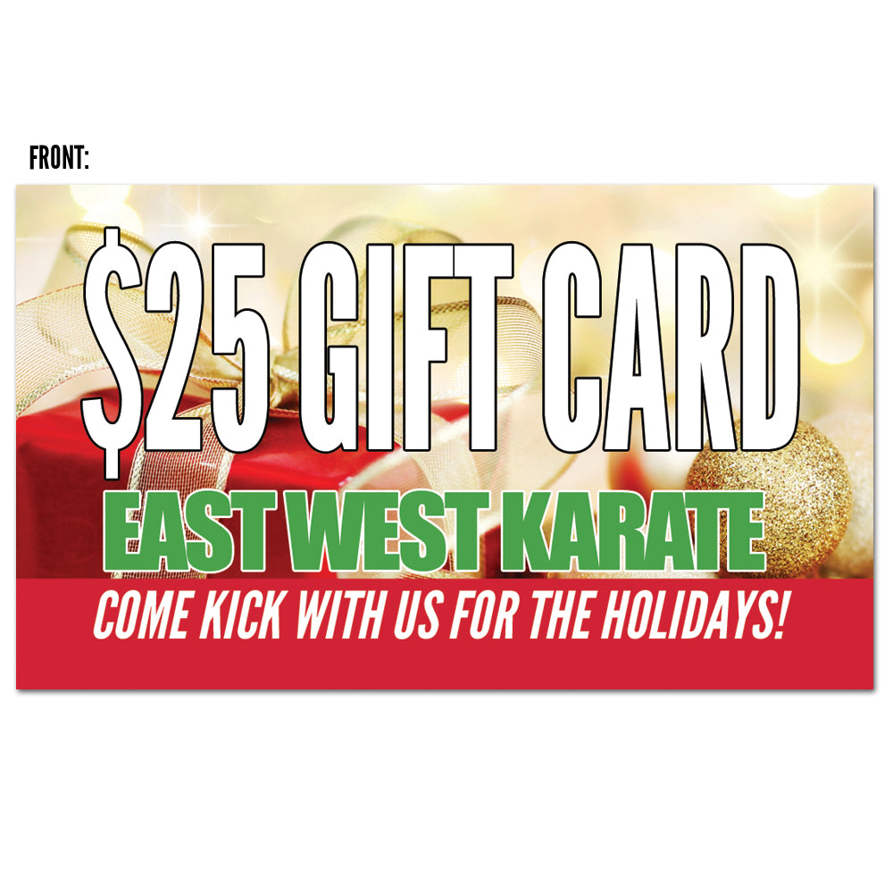 NEW Holiday Gift Card VIP