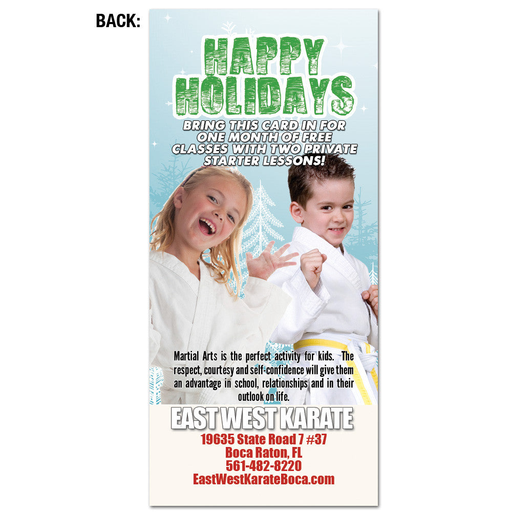 Holidays Rack Card 01 - Get Students