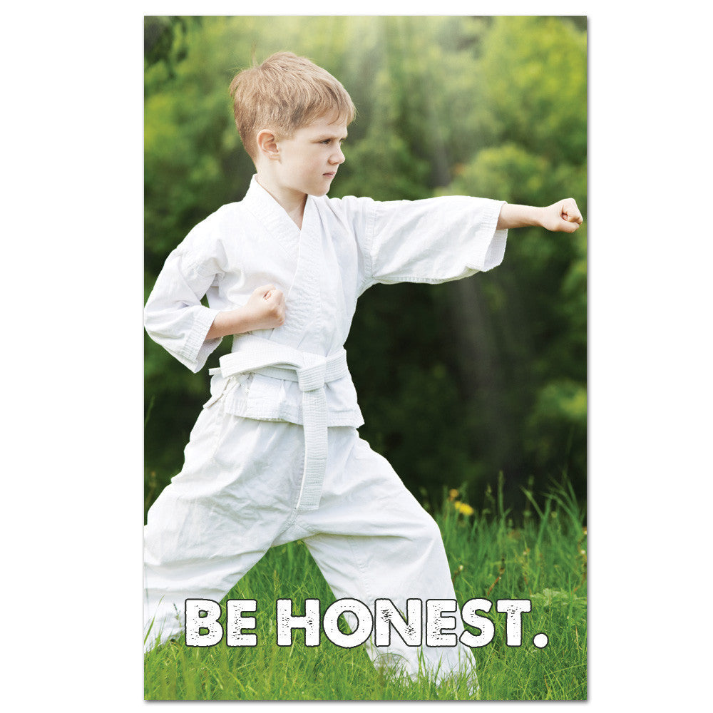 Be Honest Banner - Get Students