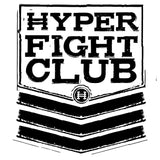 Hyper Fight Club Cling