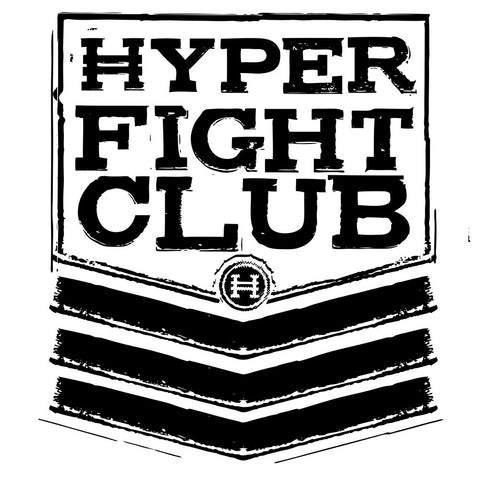 Hyper Fight Club Cling - Get Students