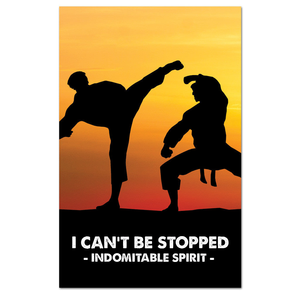 Indomitable Spirit Banner - Get Students
