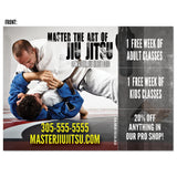 Jiu jitsu *3 SPECIALS* EDDM - Get Students