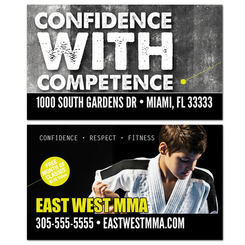 MMA Confidence VIP Card - Get Students