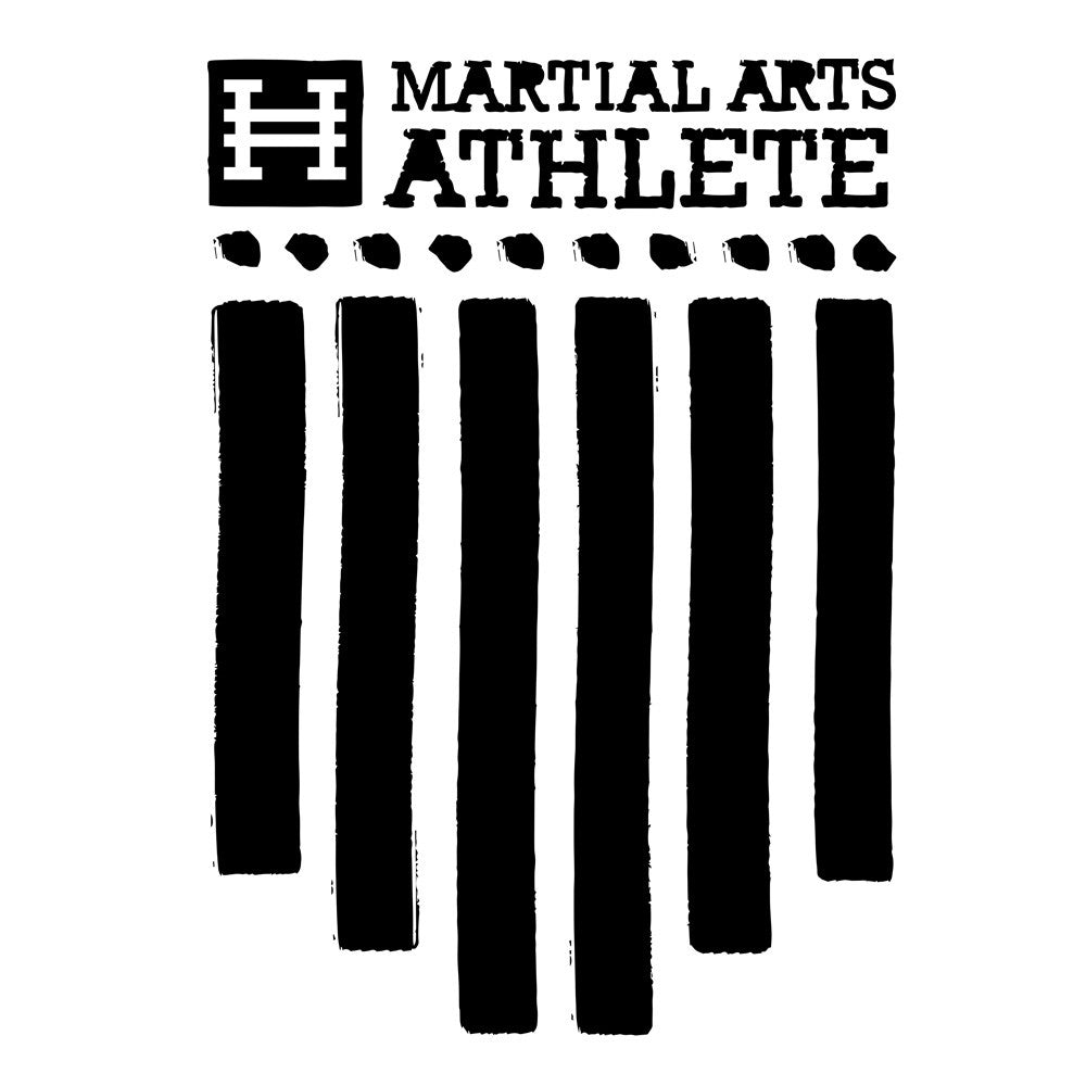 Martial Arts Athlete Cling