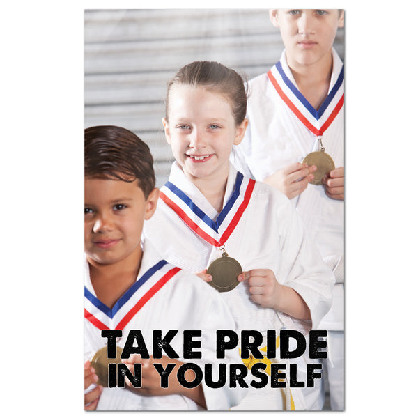 Take Pride In Yourself Banner - Get Students