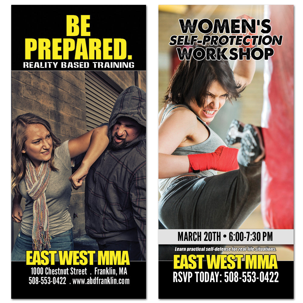 Women's Self-Protection Workshop - Get Students