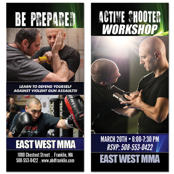 Active Shooter Workshop - Get Students
