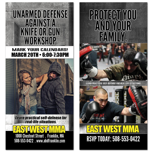 Unarmed Weapon Defense Workshop - Get Students