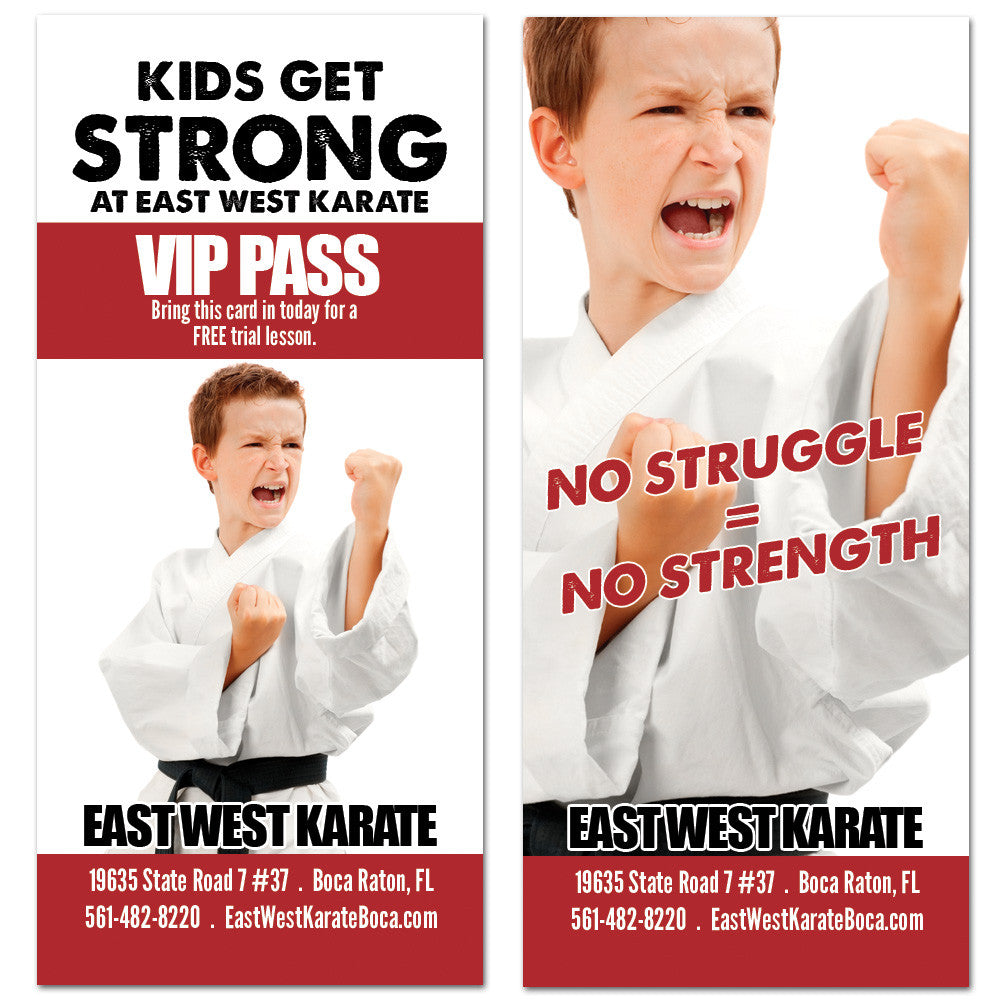 Strength Rack Card - Get Students