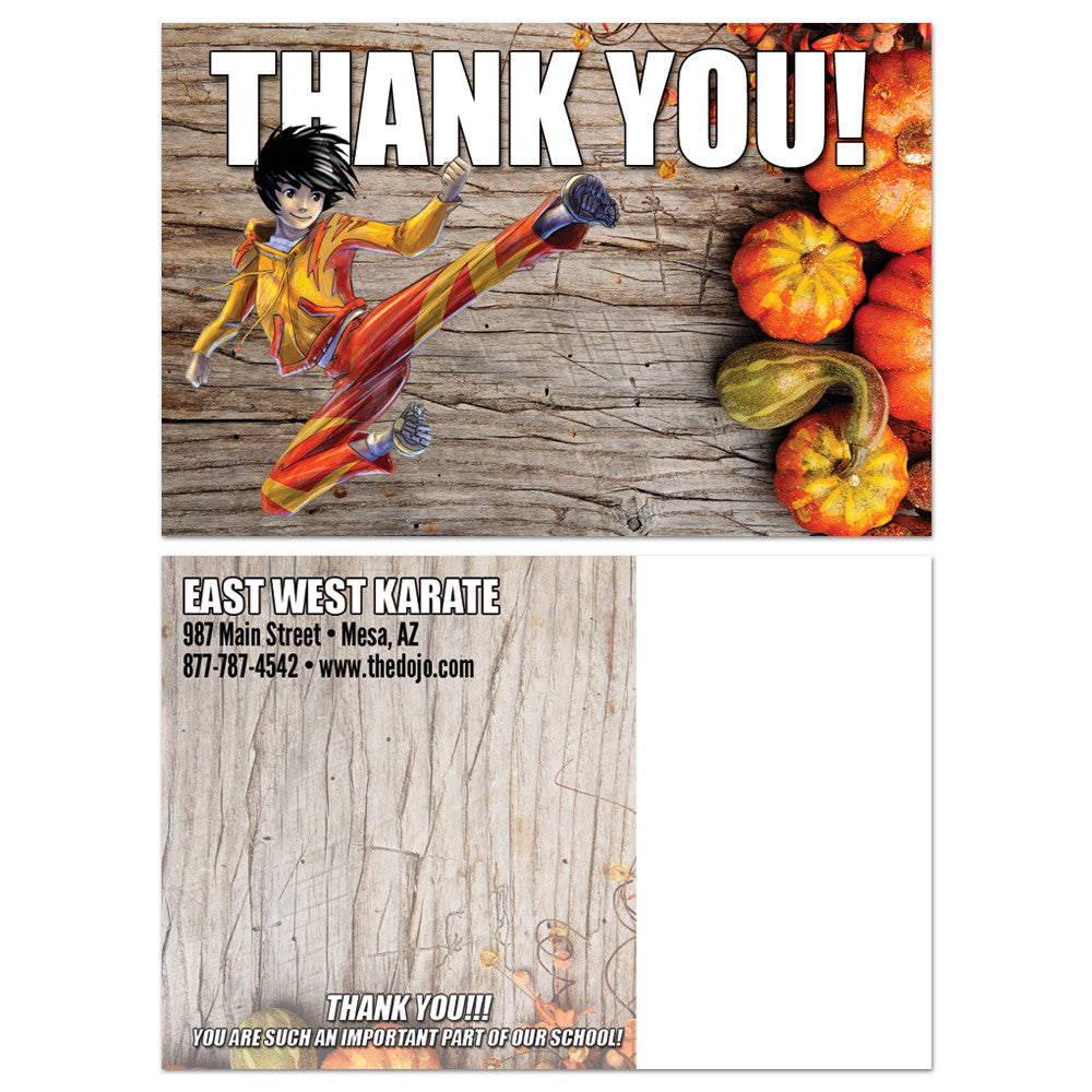 Thank You Postcard 01 - Get Students