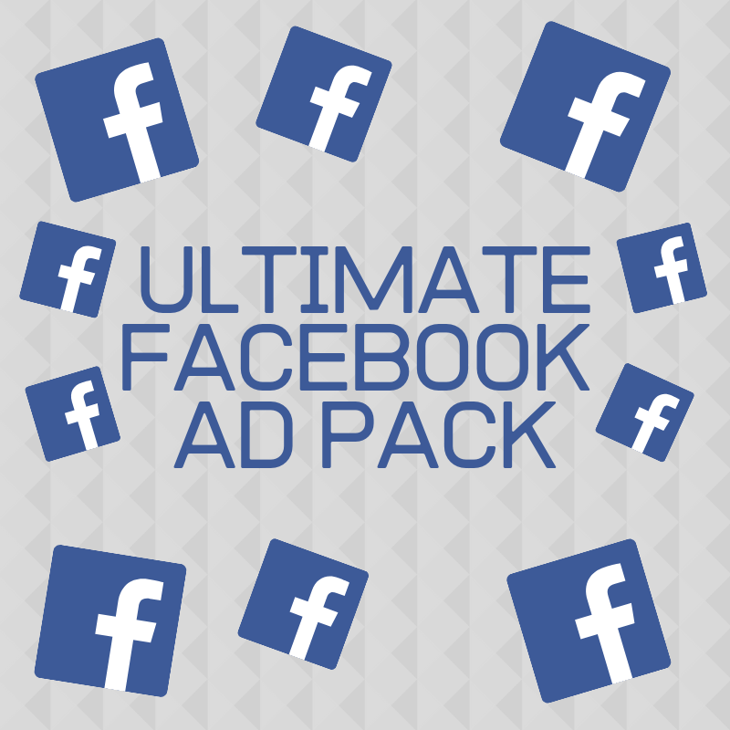 Ultimate Facebook Ad Pack - Get Students