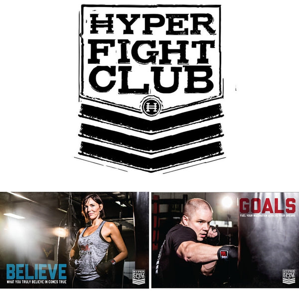 Hyper Fight Club Package - Get Students