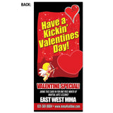 Valentine Rack Card - Get Students