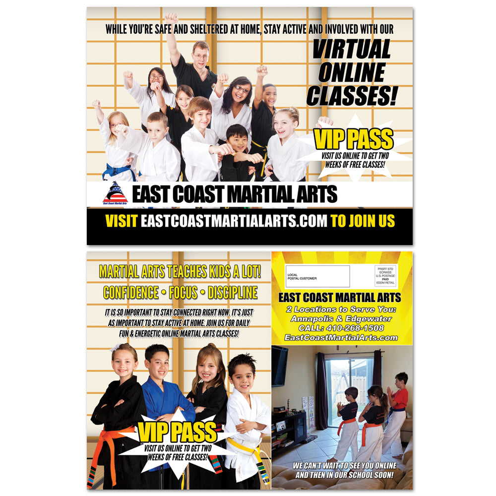 Virtual Classes EDDM - Get Students