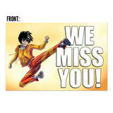 We Miss You Retention Cards 01 - Pack of 50