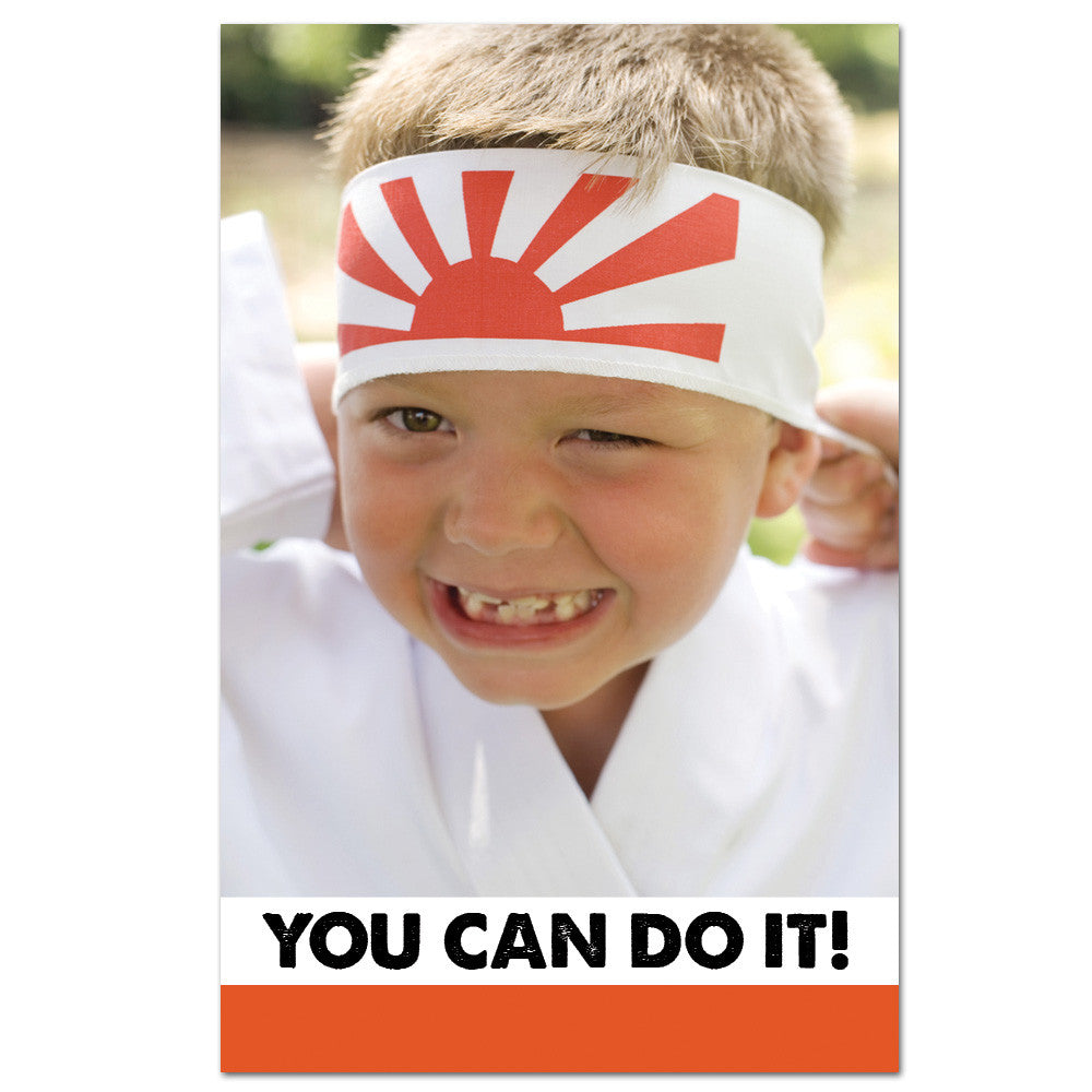 You Can Do It Banner