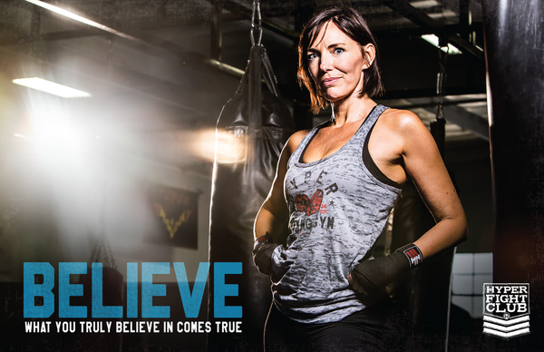 Hyper Fight Club - Believe - Get Students